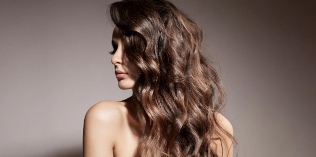 damaged hair take longer to dry